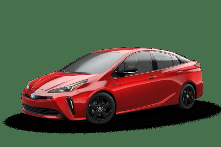 Renting Toyota Prius 1.8
