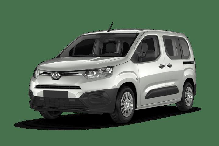 Renting Toyota Proace City Combi L1 VX