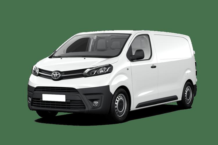 Renting Toyota Proace Furgon 1.5D GX L1 1PL