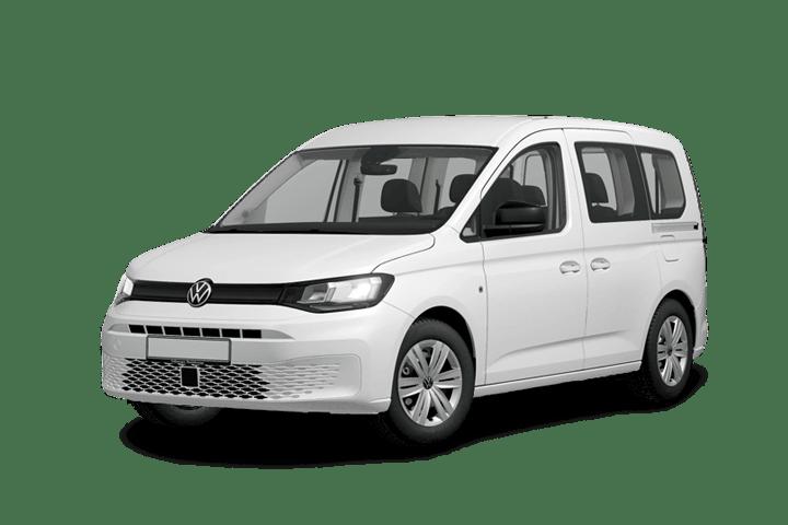 Renting Volkswagen Caddy Furgón Economy Pro 2.0 TDI 4Motion