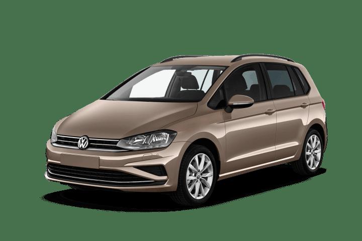 Renting Volkswagen Golf Sportsvan Advance 2.0 TDI BMT