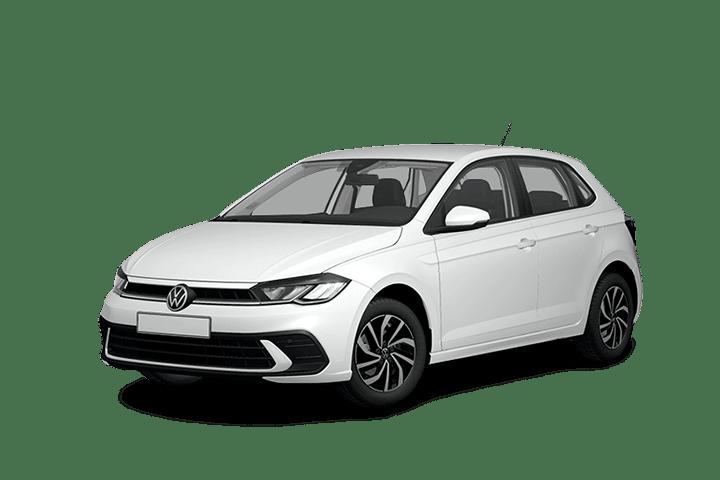 Renting Volkswagen Polo 1.0 TSI Life