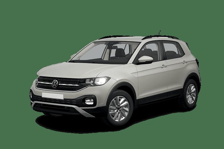 Renting Volkswagen T-Cross 1.0 TSI Advance