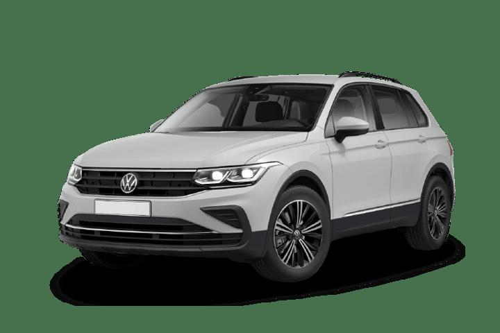 Renting Volkswagen Tiguan 1.4 TSI PHEV DSG R-Line