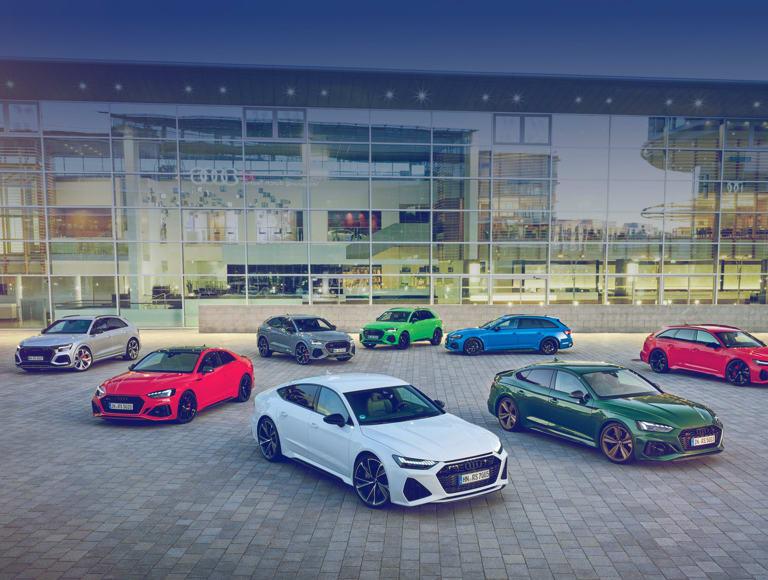Renting Audi particulares y empresas
