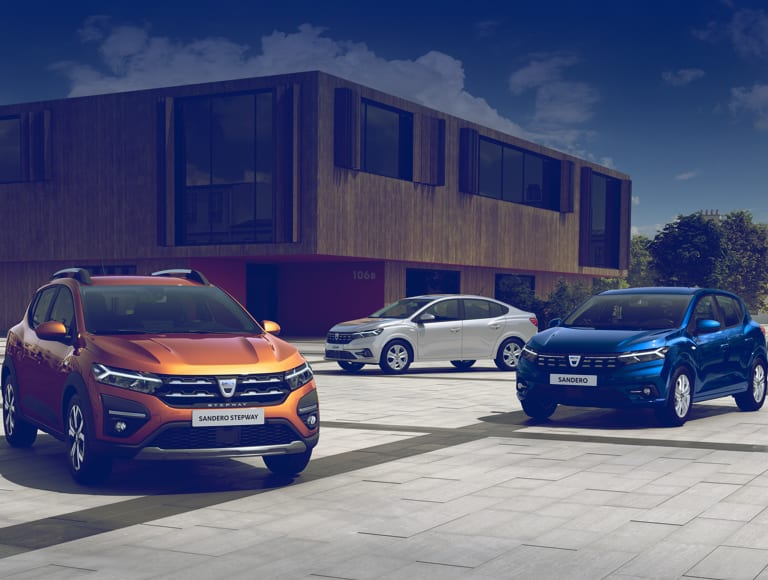 Renting Dacia para particulares empresas