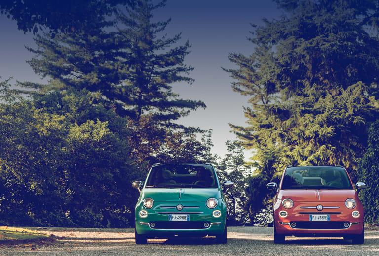 Fiat 500l background