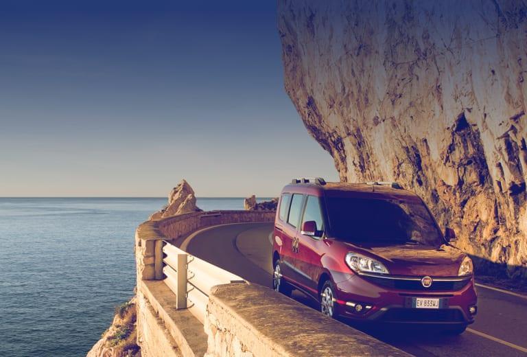 Fiat Doblo background