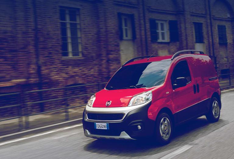 Fiat Fiorino background