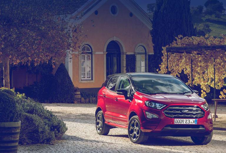 Ford Ecosport background