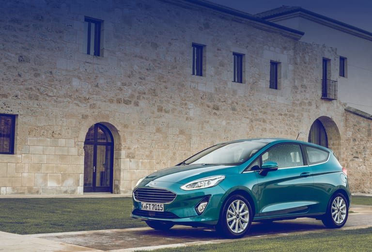 Ford Fiesta background
