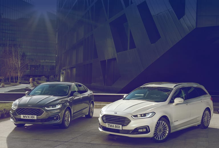 Ford Mondeo background