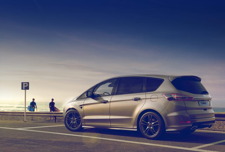 Ford S-Max background