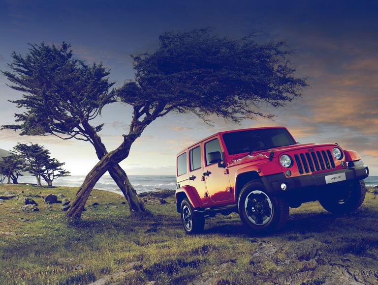 Renting Jeep particulares y empresas
