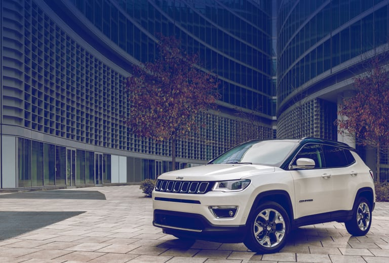 Jeep Compass background