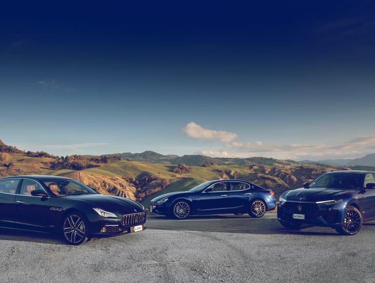 Renting Maserati particulares y empresas