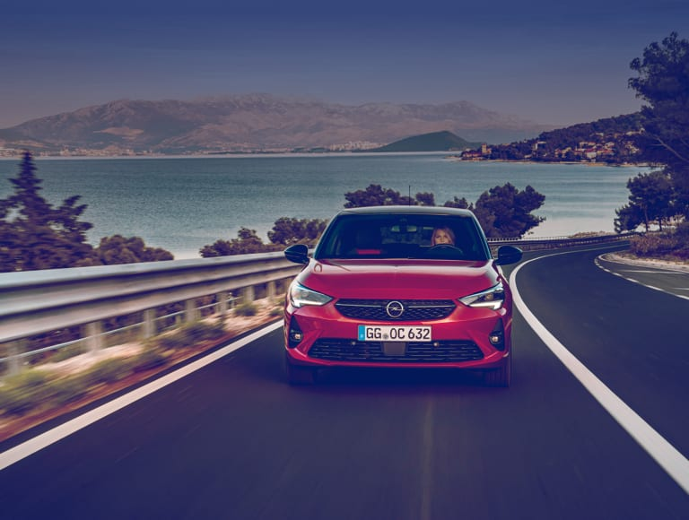 Renting Opel particulares y empresas