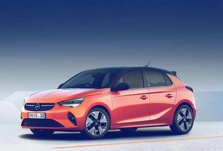 Opel Corsa background