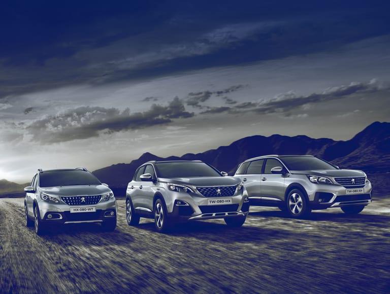 Renting Peugeot para particulares empresas