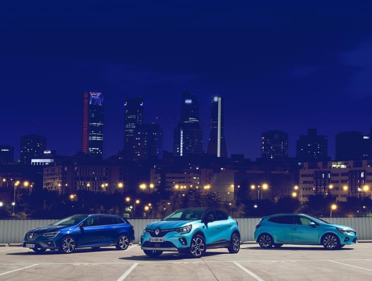Renting Renault para particulares empresas