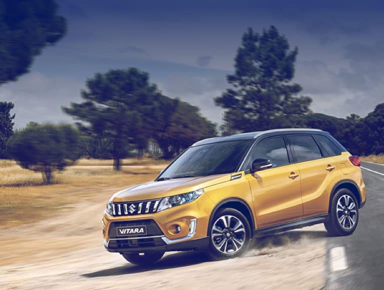 Renting Suzuki para particulares empresas