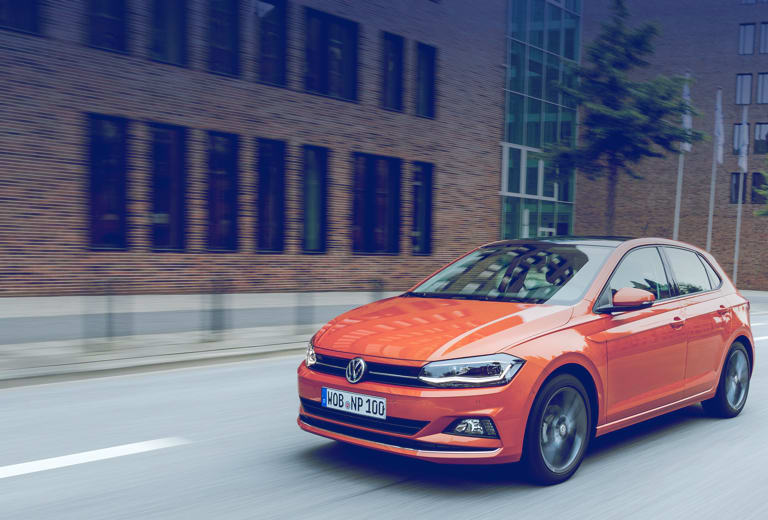 Volkswagen Polo background