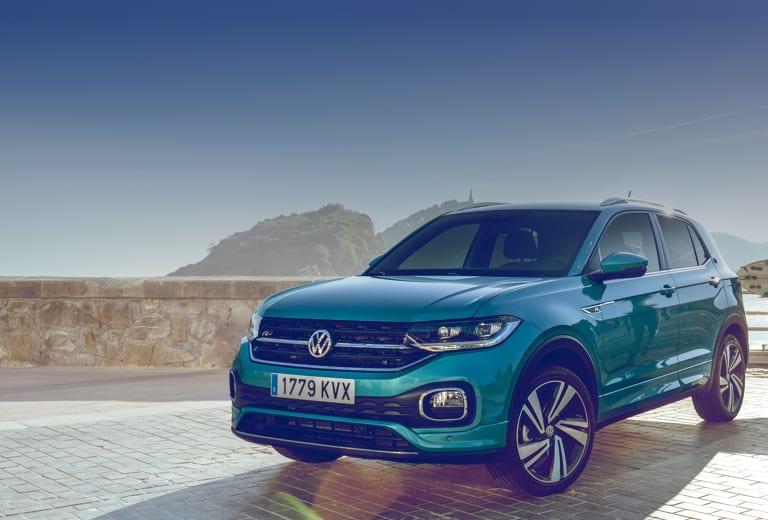 Volkswagen T-Cross background