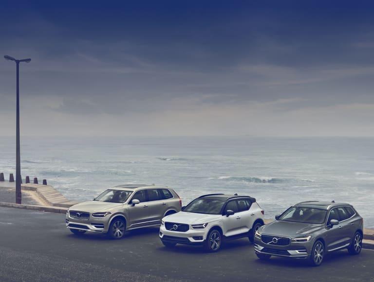 Renting Volvo particulares y empresas