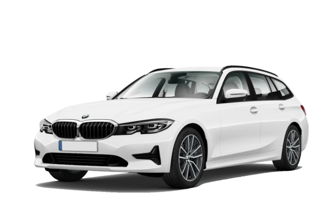 Bmw-Serie 3 Touring-318 d