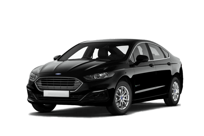 Ford-Mondeo-2.0 Hybrid Titanium HEV