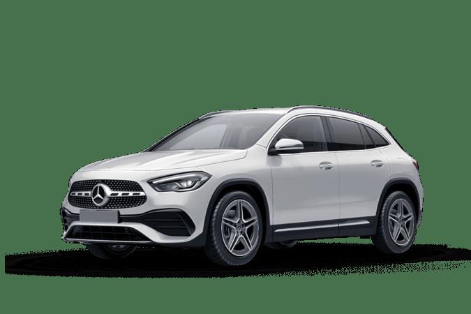Mercedes-GLA-200D AMG Line