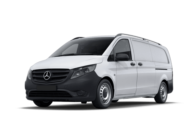 Mercedes-Vito-114 Cdi Mixto Larga