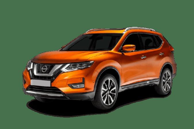 Nissan-X-Trail-dCi E5D 4x2 N-Connecta