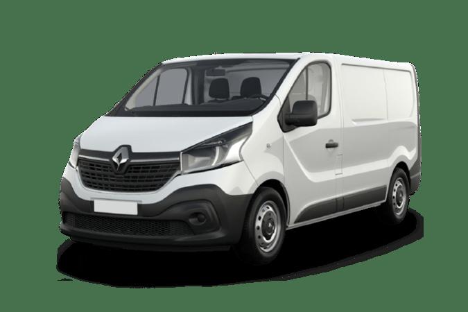 Renault-Trafic-L1H1 Grand Confort DCi