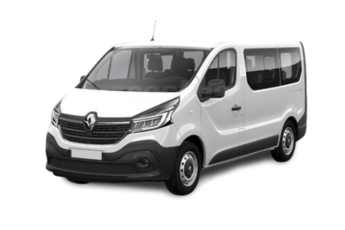 Renault-Trafic Combi-Mixto N1 5/6 Energy BlieDCi