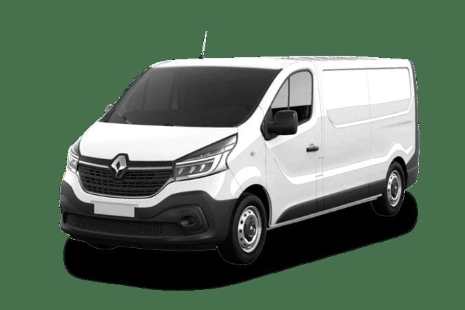 Renault-Trafic L2H1-L2H1 Energy Blue Dci