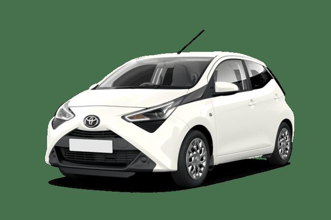 Toyota-Aygo-1.0 X-Business