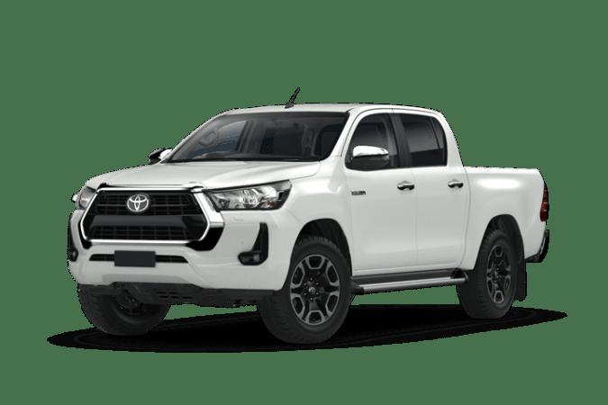 Toyota-Hilux CD-2.4 D-4d GX