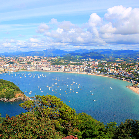 SPOTLIGHT ON THE BASQUE COUNTRY