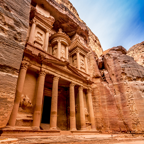 WONDERS OF JORDAN & JERUSALEM