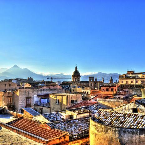 Rootops, Palermo, Sicily