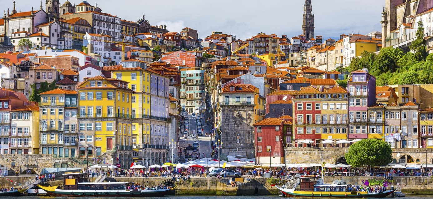 Old Town, Porto, Portugal