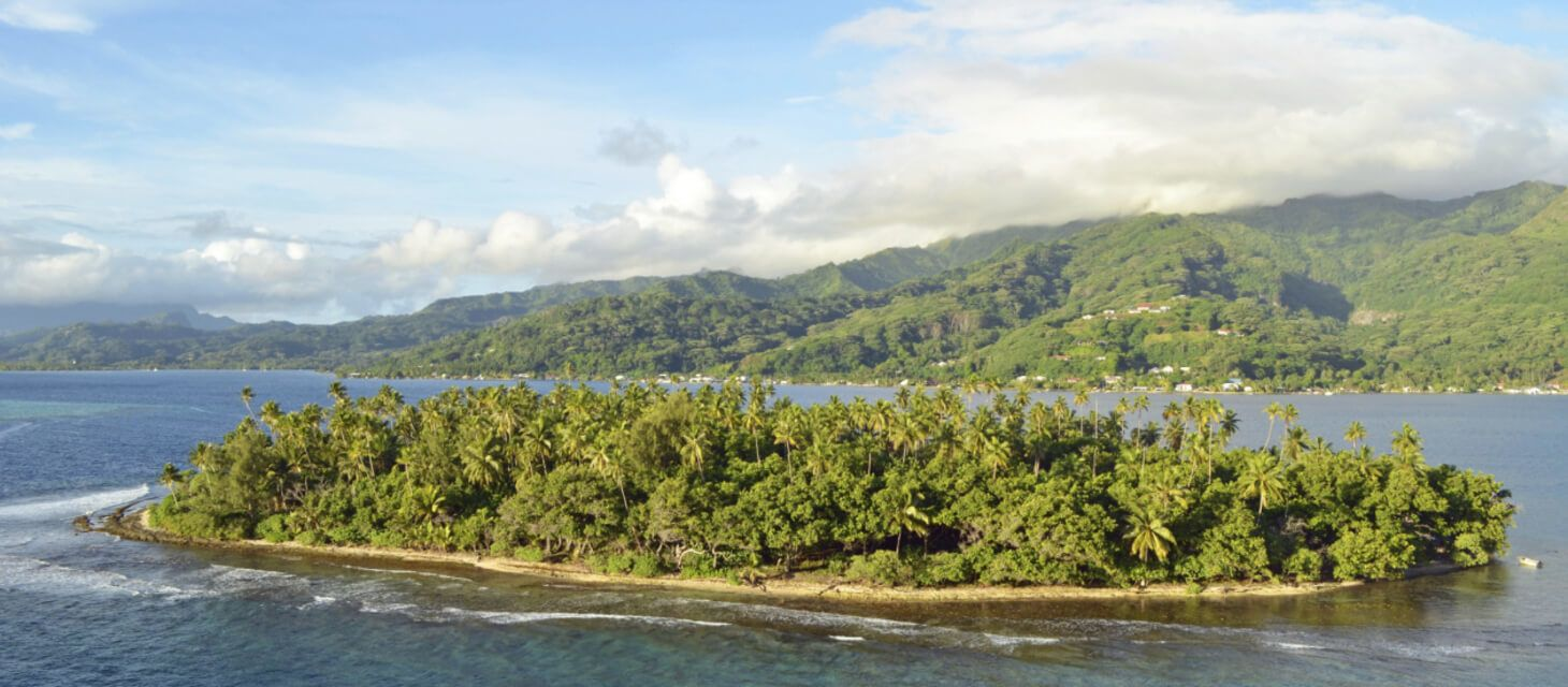 Raiatea and Taha'a Islands