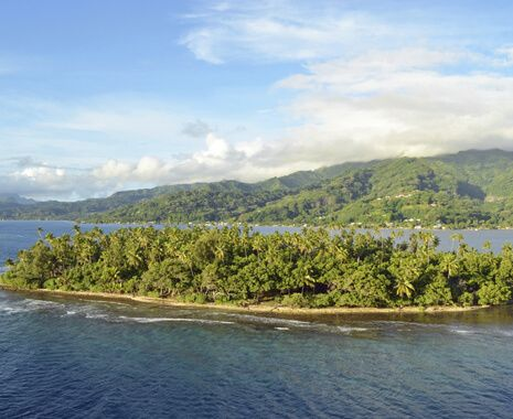 Raiatea and Taha'a Islands