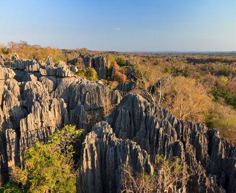 Bekopaka (Tsingy of Bemaraha)