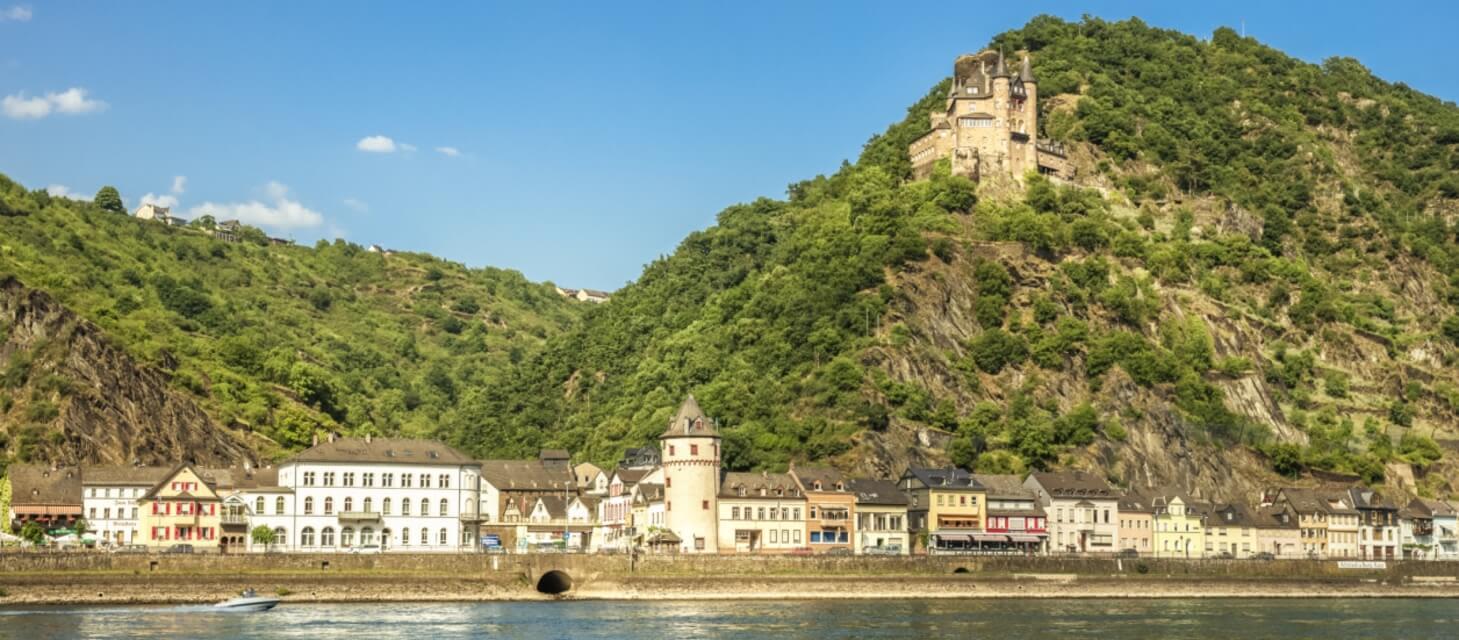 Enchanting Rhine River Cruise