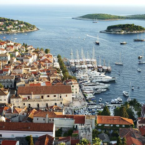 Island Hopping: Dalmatia - Private Journey