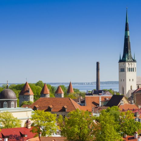 Journey Through The Baltic States