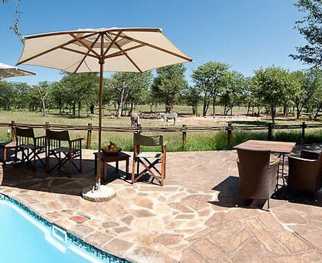 Ongava Tented Camp Ongava Private Game Reserve Accommodation