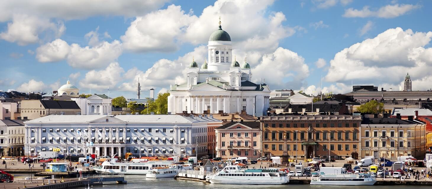 Scandinavia: The Four Capitals